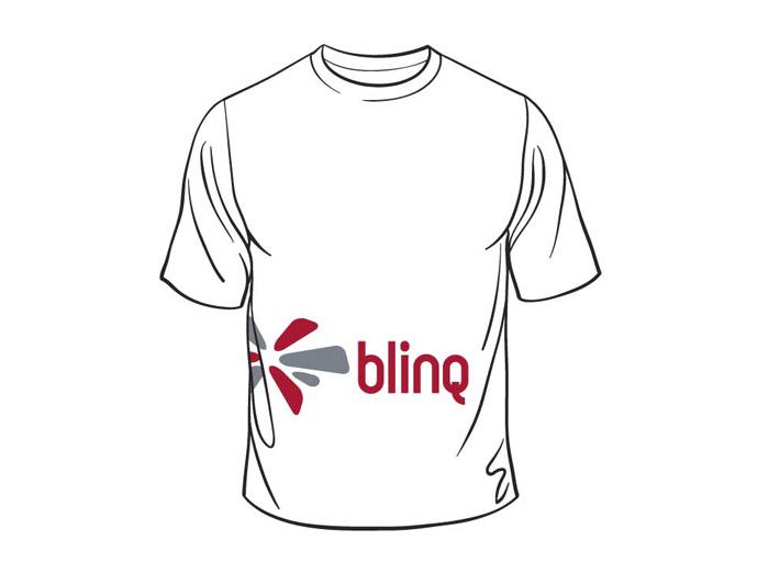 Blinq-logo-t-shirt