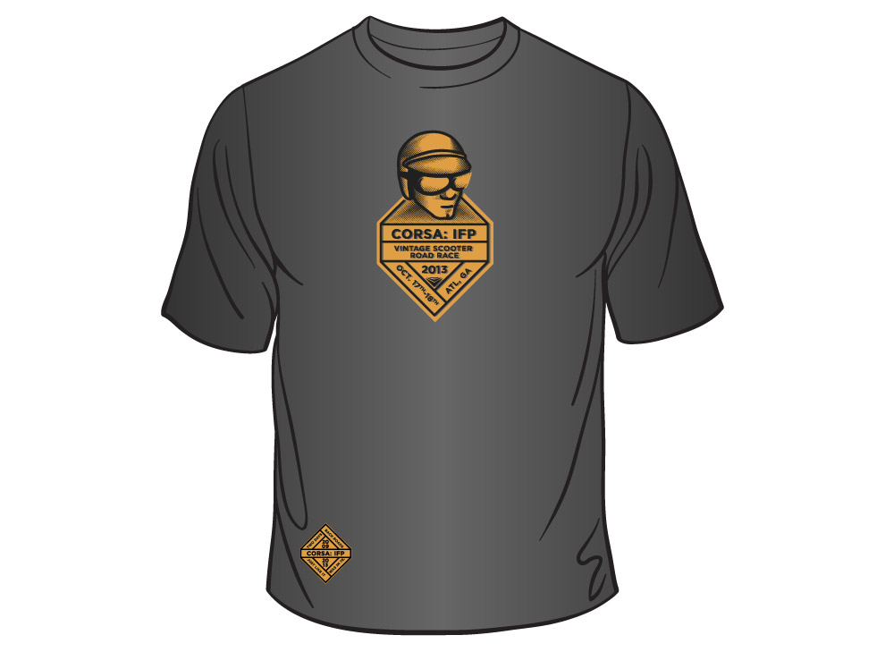 corsa-t-shirt