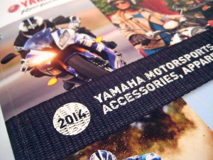 Yamaha Parts Book