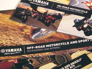 Yamaha Catalogs