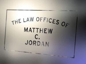 Matthew Jordan Law