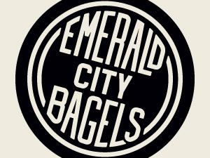 Emerald City Bagels Logo