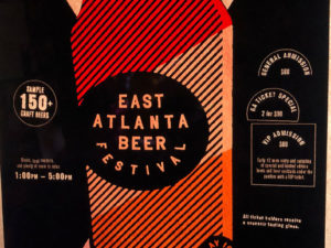 East Atlanta beerfest 2018